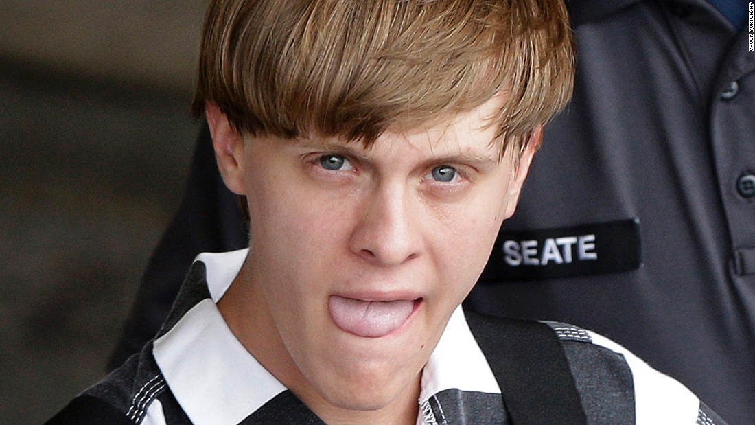 Dylann Storm Roof is accused of opening fire at a church in Charleston, South Carolina, killing nine.