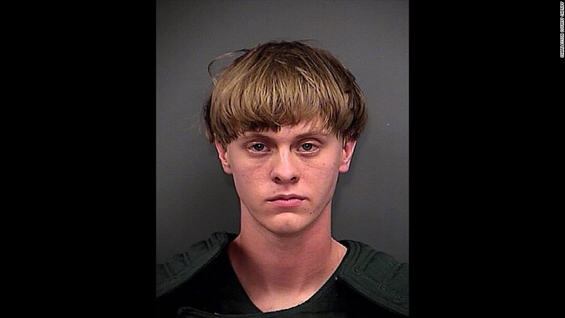 Shooting suspect in custody after Charleston church massacre
