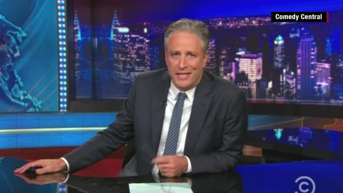 Jon Stewart on Charleston: 'No jokes,' 'just sadness'