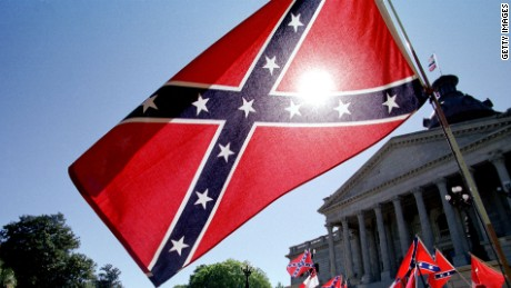 Black student: Why I support the Confederate flag