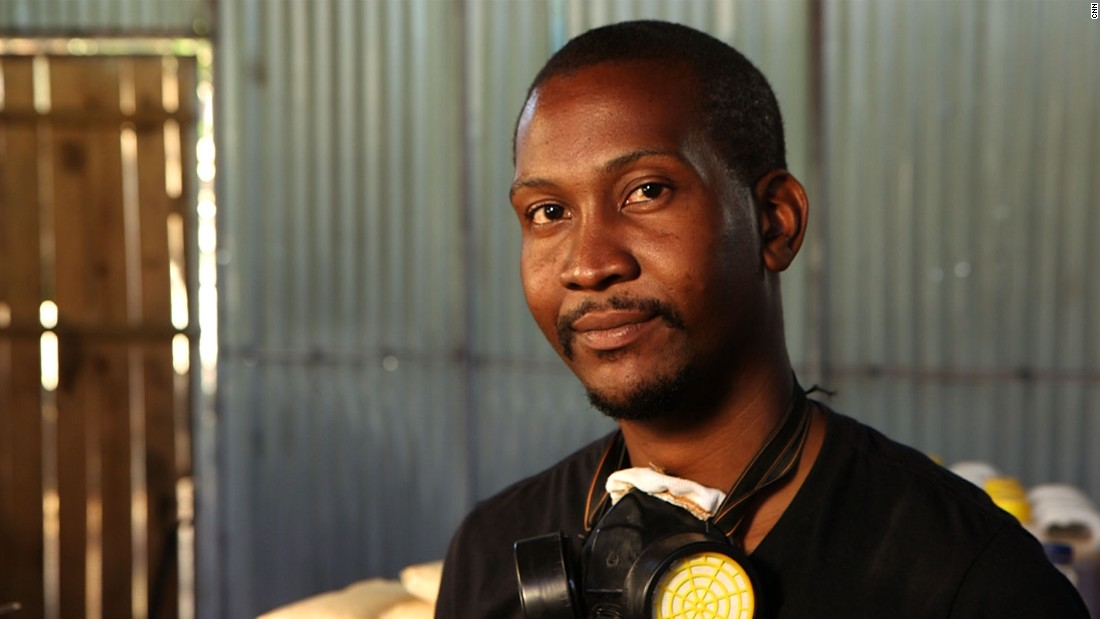 With a background in engineering, Mutoba Ngoma founded Tapera Industries in 2006 and has since discovered recycled oil can be used for more than alternative energy.