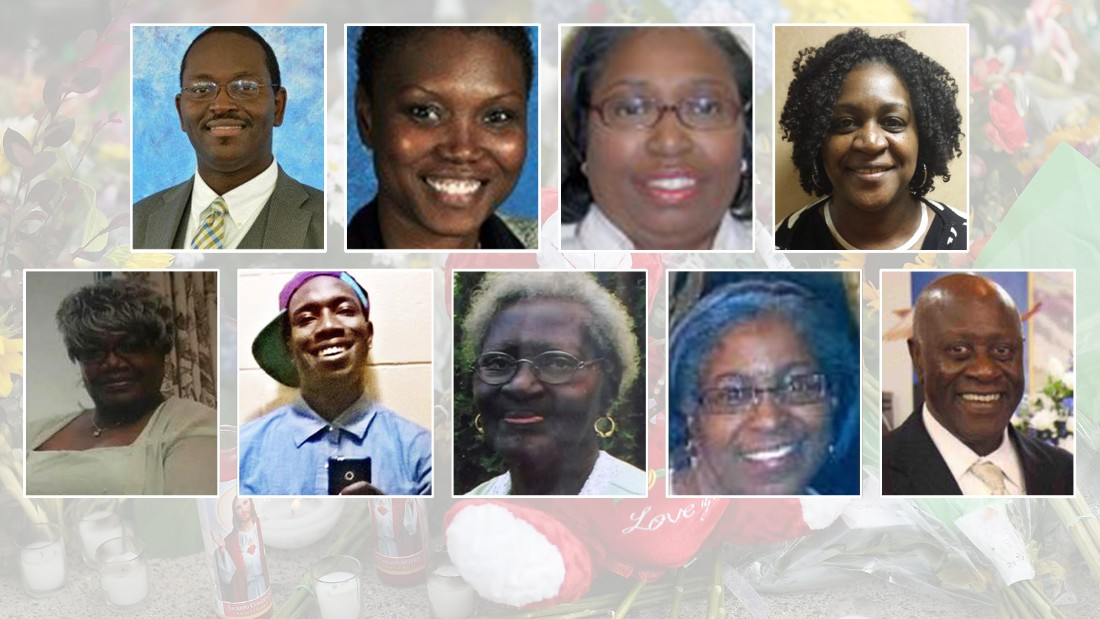 Charleston victims: 9 lives lost to family and community