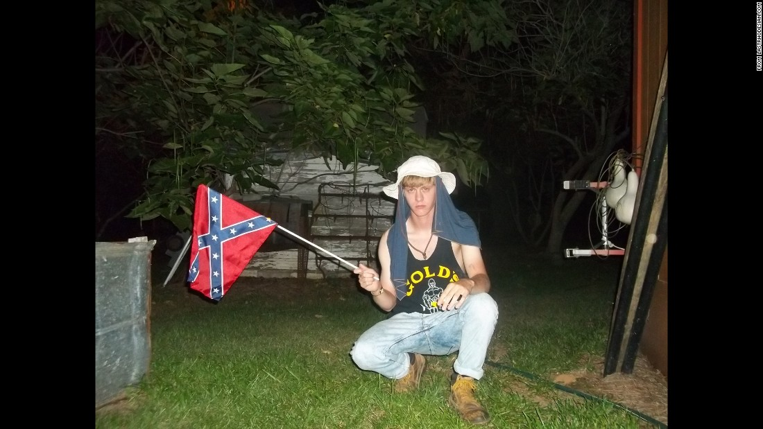 "A website featuring a racist manifesto and 60 photos has become part of <a href=""http://www.cnn.com/2015/06/20/us/charleston-shooting-website/index.html"">the investigation into Dylann Roof</a>, who has been charged in the slaying of nine people at Charleston's Emanuel African Methodist Episcopal Church on June 17."