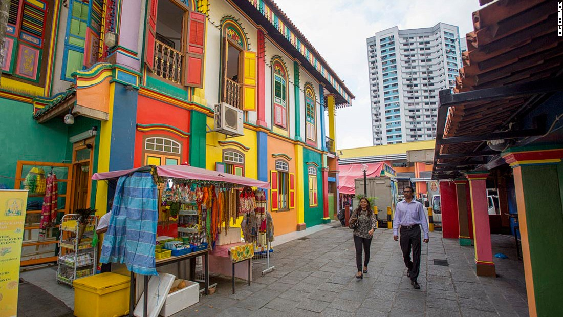 Singapore wet markets Reminder of bygone days  CNN Travel