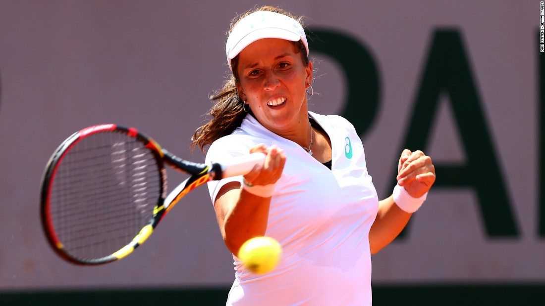 Irina Falconi credits her success in reaching round three at the 2015 French Open with finding housing just a 10-minute walk from Roland Garros through the booking site Airbnb. The Ecuador-born American insists on personally arranging all her travel plans.