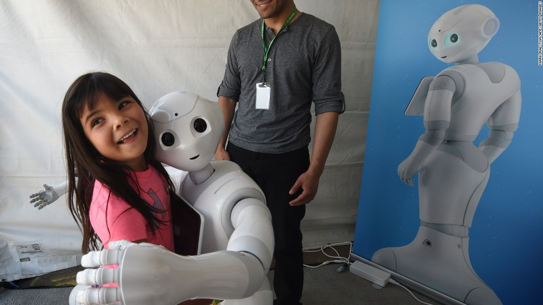 'Emotional' robot sells out in a minute