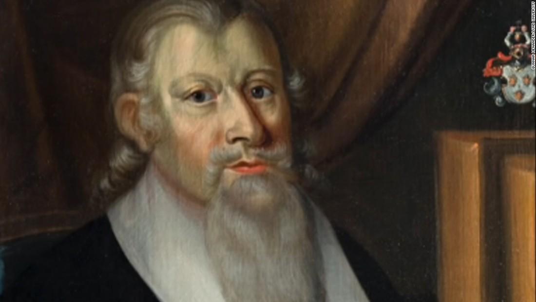 Sweden's mummified bishop: Buried in 1680 with hidden baby