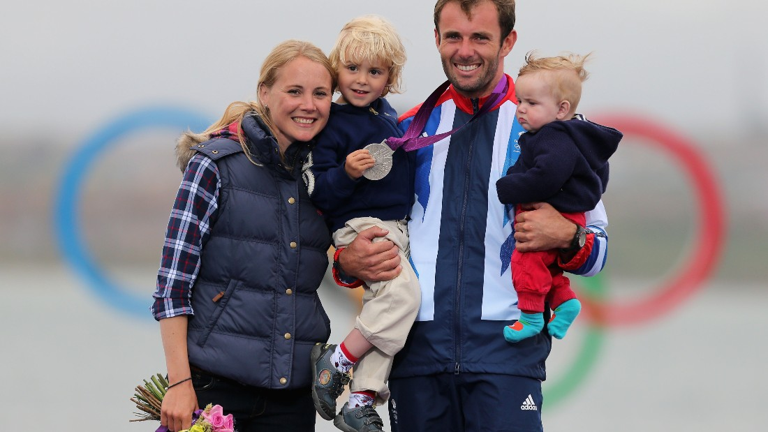 For London 2012, Ayton, a mum to two young boys, took a back seat as then husband Nick Dempsey focused on his Olympic campaign, winning silver in windsurfing.