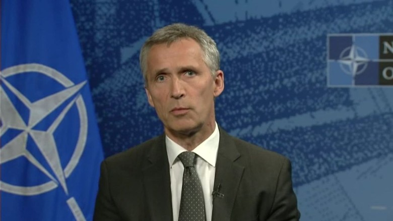 Threats abounding, NATO chief decries low defense spending