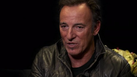 Bruce Springsteen on Alzheimer's: 'I've seen it in every stage'