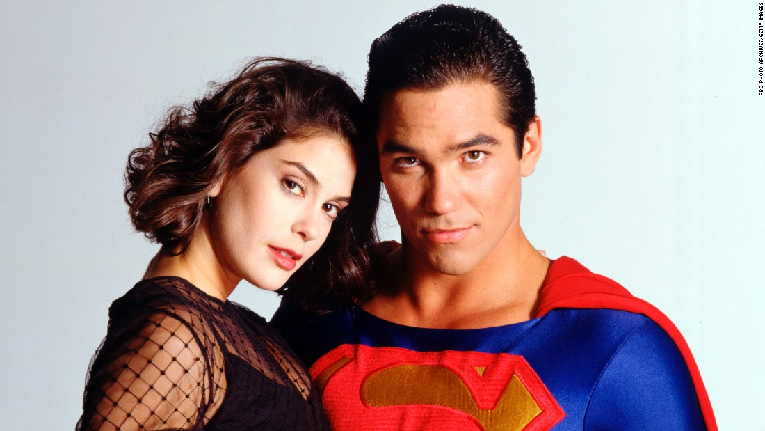 "Lois Lane (Teri Hatcher) and Clark Kent (Dean Cain) were more the focus here than ""The New Adventures of Superman,"" and initially, it was a hit for ABC. Once the writers brought the couple together (including a timed-with-the-""Superman""-comics wedding), ratings took a nose dive for ""Lois & Clark."""