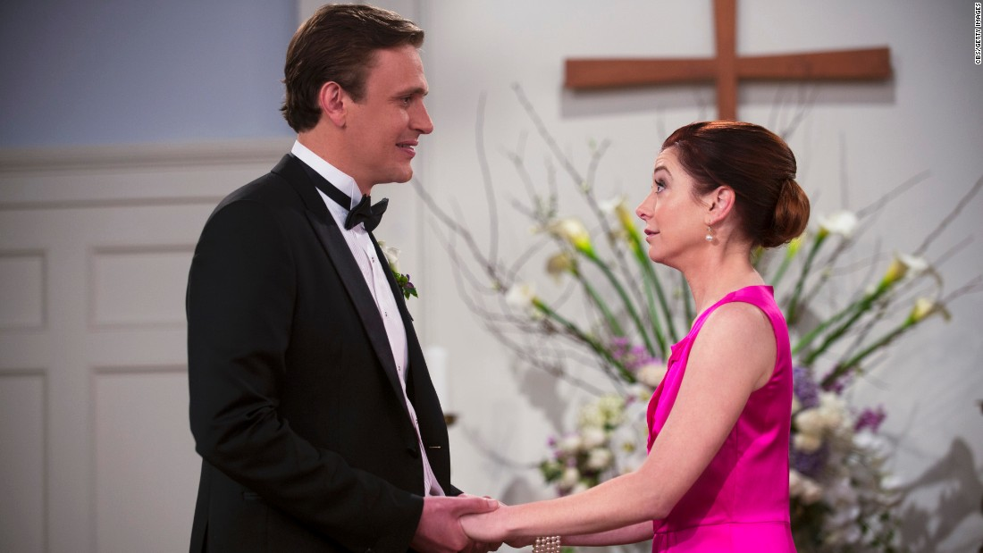 "Ted's quest to find a woman and Robin and Barney's long and winding quest for each other carried through the hit comedy ""How I Met Your Mother,"" but  Alyson Hannigan's Lily and Jason Segel's Marshall were the glue that held it all together (with the exception of their brief breakup early on)."