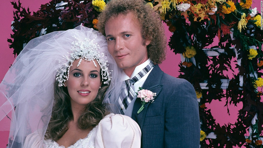 "Soaps never saw anything like Luke (Anthony Geary) and Laura (Genie Francis) and haven't since. The couple's wedding in 1981 broke ratings records, and ""General Hospital"" has brought them back off and on in the years since."