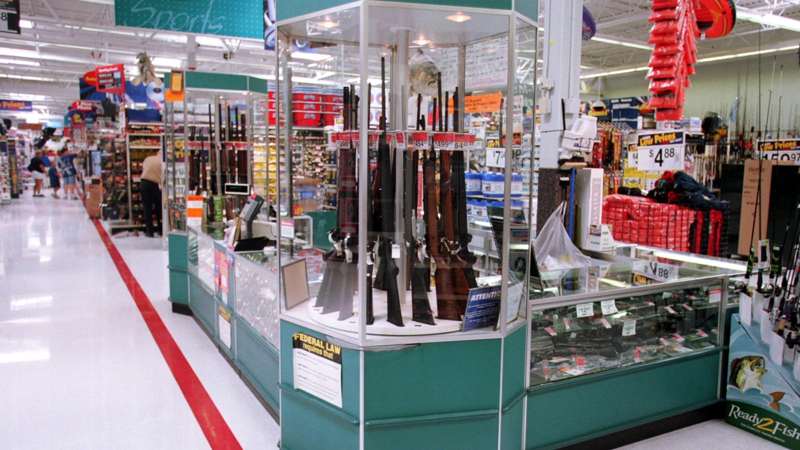 Why Walmart Will Keep Selling Guns Cnnpolitics