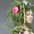 Wild Renata -- hair flowers