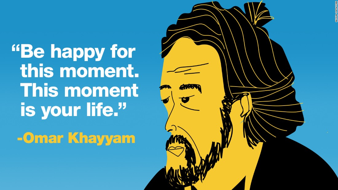 Project Happy quotes khayyam