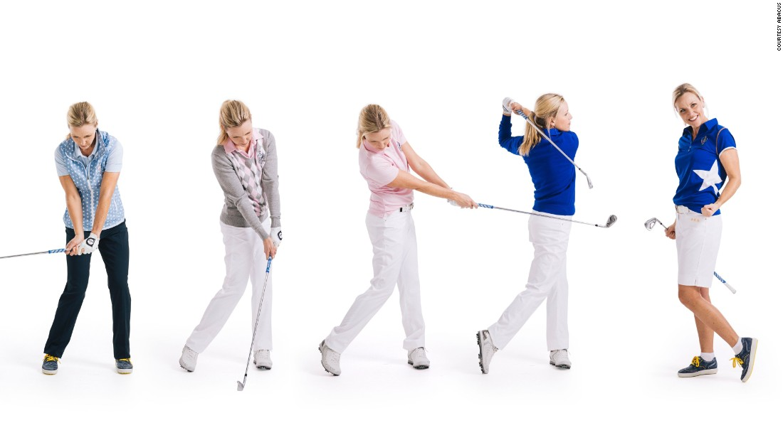 Europe's Solheim Cup captain Carin Koch (pictured) has helped design her team's uniforms for the 2015 tournament.