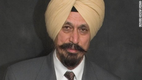 Temple President Satwant Singh Kaleka was killed in the 2012 attack.