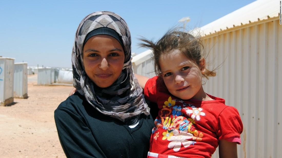 'Malala of Syria': The inspiring story of one girl's fight to educate refugees