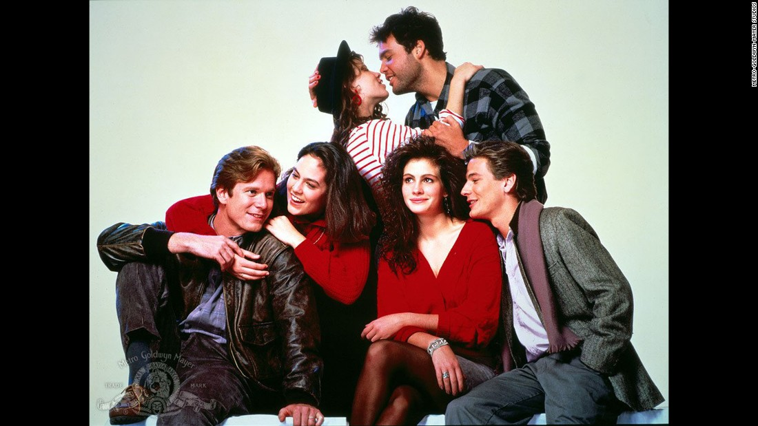 "<strong>""Mystic Pizza"" (1988)</strong>: Julia Roberts got her big break in this ensemble coming-of-age film set in Connecticut. <strong>(Hulu) </strong>"