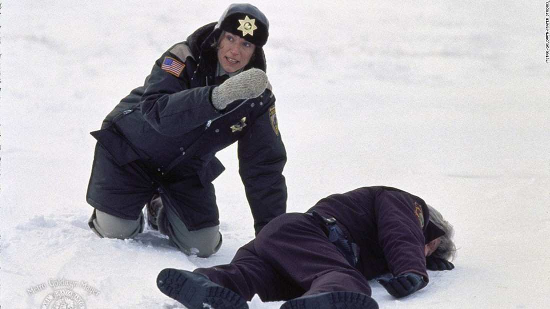 "<strong>""Fargo"" (1996)</strong>: Yeah, you betcha we will watch this Cohen brothers film over and over. Frances McDormand won our hearts (and an Oscar) as a pregnant Minnesota police chief in this dark comedy. <strong>(Hulu) </strong>"