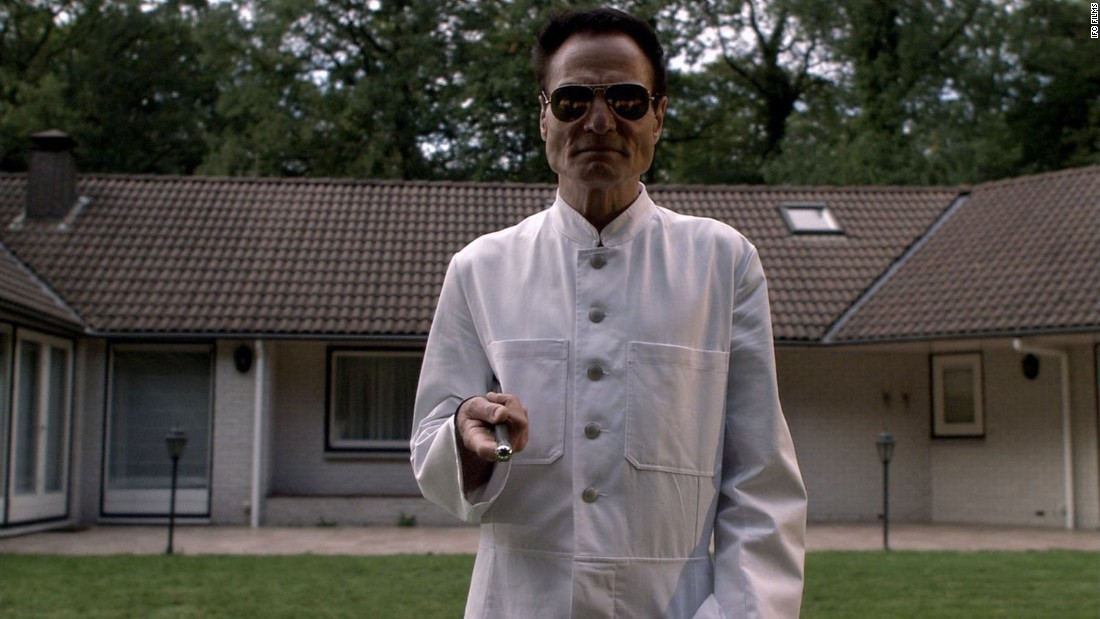 "<strong>""The Human Centipede, First Sequence"" (2009): </strong>Dieter Laser stars as Dr. Heiter in this tale of a mad scientist who kidnaps and mutilates a group of tourists. <strong>(Hulu) </strong>"