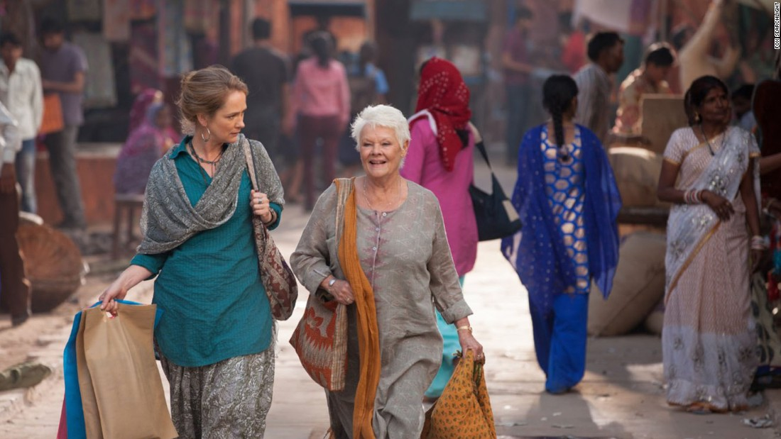 "<strong>""The Second Best Exotic Marigold Hotel"" (2015)</strong>: The sequel to the 2012 surprise hit received mixed reviews from critics but initially topped the UK box office. <strong>(iTunes) </strong>"