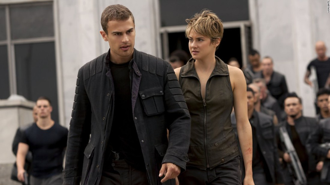 "<strong>""Insurgent"" (2015) </strong>: Theo James and Shailene Woodley return for the second installment in the franchise based on the popular Veronica Roth young adult novels. <strong>(iTunes) </strong>"