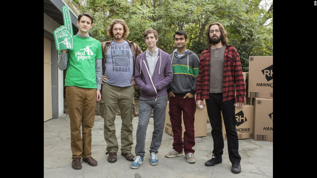"<strong>""Silicon Valley"" season 2</strong>: A comedy about life in a startup has found its fan base. <strong>(iTunes)</strong>"