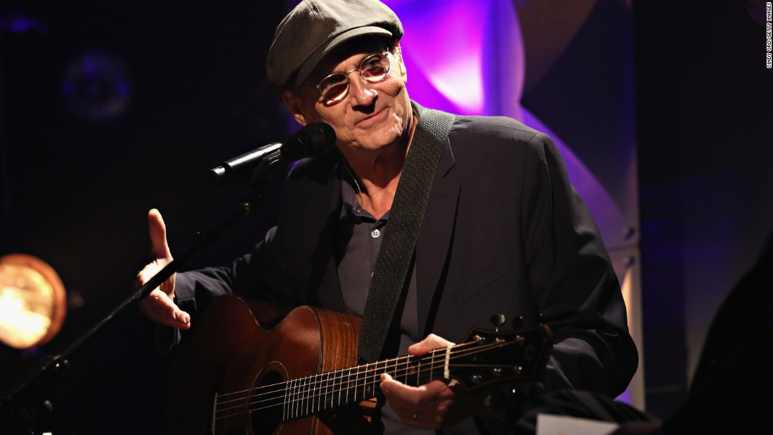 "James Taylor just notched his first Billboard No. 1 album, ""Before This World"" -- after 47 years of releases. That's so long ago, the first one was on vinyl."