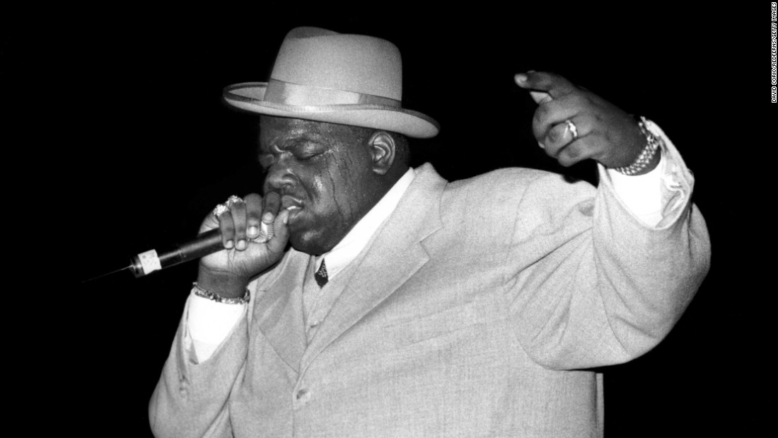 "The Notorious B.I.G., who died in 1997, was also snubbed by the Grammys. Despite four nominations -- including three related to his ""Life After Death"" album, the top CD of 1997 -- he received zero."