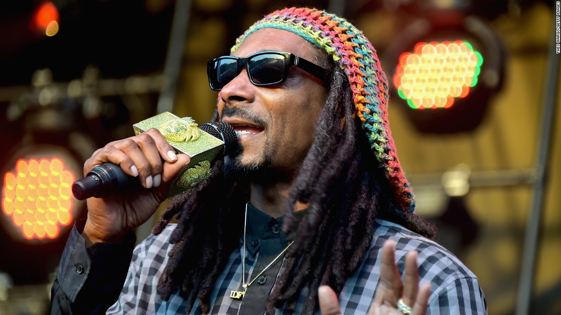 In his two-decade career, Snoop Dogg been nominated for 16 Grammys and never won. That number is matched only by Brian McKnight.