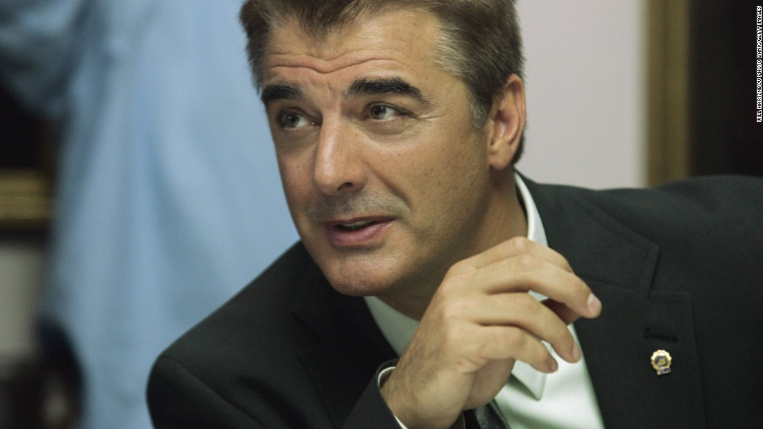 "Chris Noth has been nominated 10 times for Golden Globes, SAG Awards and other recognition, for work on ""Sex and the City"" and ""Law & Order,"" but has yet to win."
