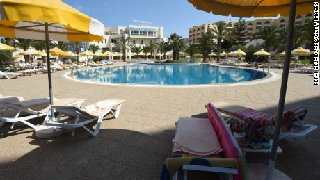 Thirty Britons died when a gunman attacked a beach and the Thalasso & Spa hotel in Sousse, Tunisia in June 2015.