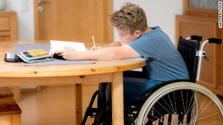 Many disabled students are left behind or denied the same opportunities as their peers, Ola Ojewumi says.