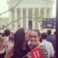 same-sex women kiss irpt