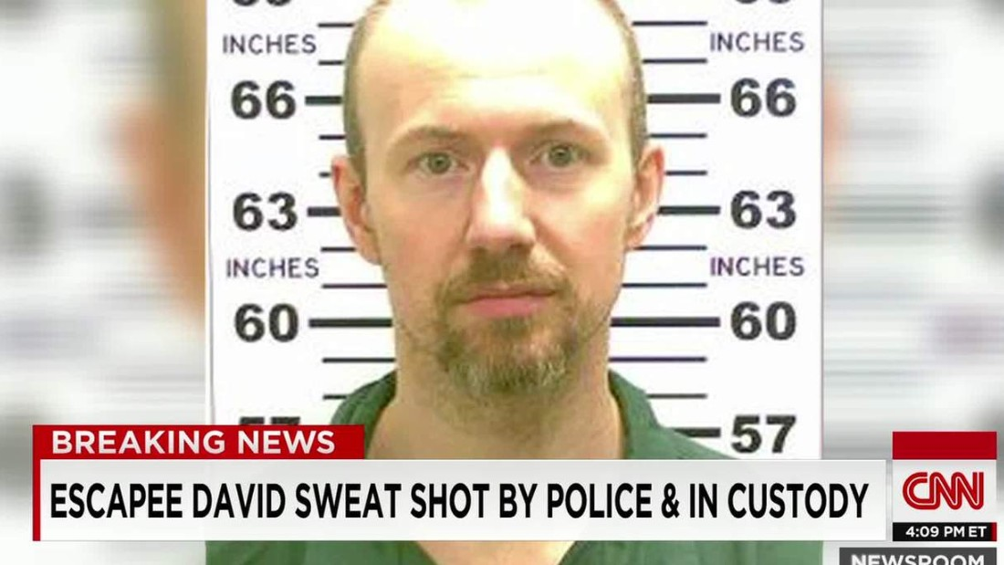 N.Y. prison break: Sweat says he, Matt practiced escape, official says