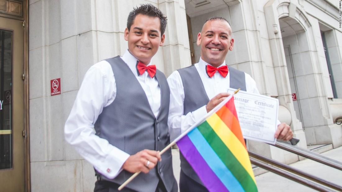 Will same-sex marriage make America healthier?