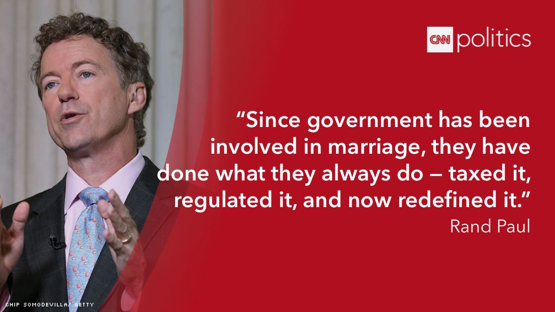 2016 scotus quote rand paul