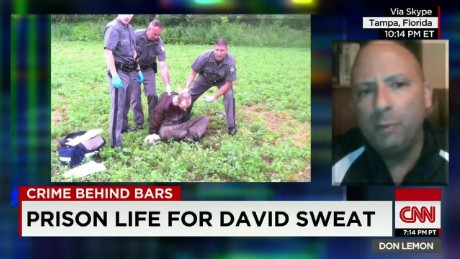 escaped convict prisoner david sweat clinton correctional don lemon cnn tonight_00004727