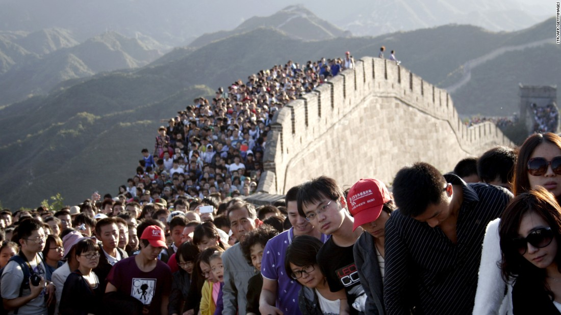 It was originally built to defend an empire, but now parts of the Great Wall of China are crumbling so badly they need someone to leap to their defense. About 2,000 kilometers, or 30%, of the ancient fortification built in the Ming Dynasty era has disappeared due to natural erosion and human damage, according to the Beijing Times.