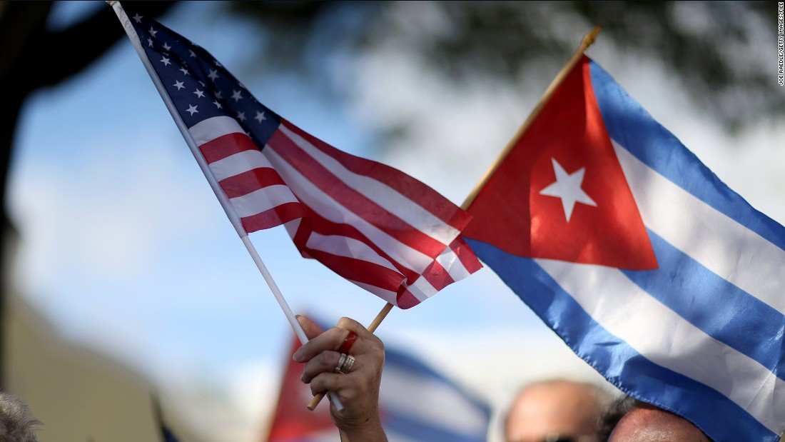U.S. and Cuba to announce embassy openings