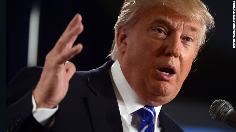 Donald Trump: I don't know how Jeb Bush is first