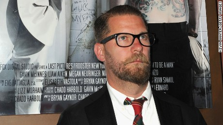 Gavin McInnes is once again stirring controversy, this time with a Twitter hashtag.