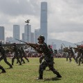 hong kong china pla 5