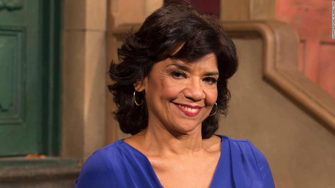 Sonia Manzano played shop owner <strong>Maria</strong> for nearly 45 years before retiring in July. She also worked as a writer for the show.