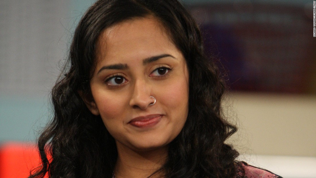 "Nitya Vidyasagar joined ""Sesame Street"" as <strong>Leela</strong>. The recent addition has a background in theater performance."