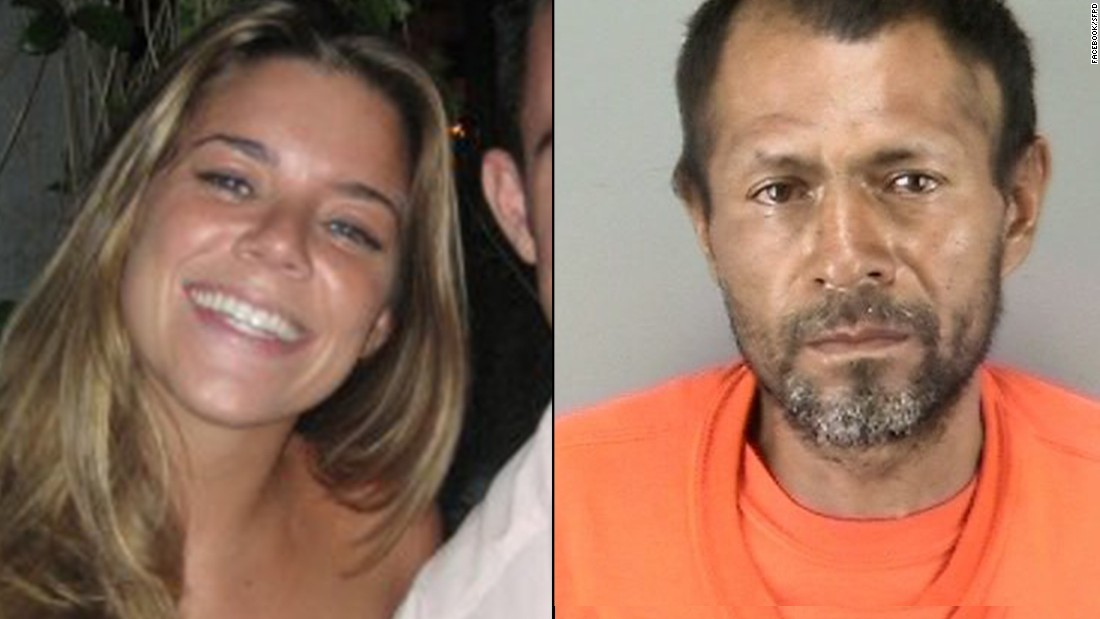 Suspect in killing of San Francisco woman had been deported five times
