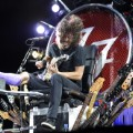 Dave Grohl on Throne