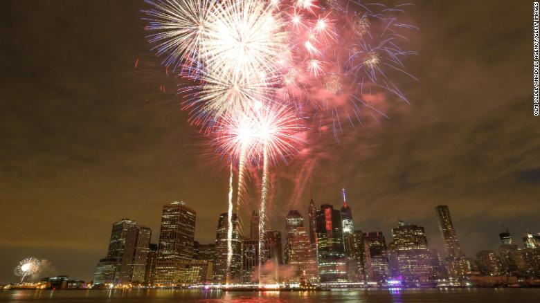 How the biggest July 4 fireworks show comes together